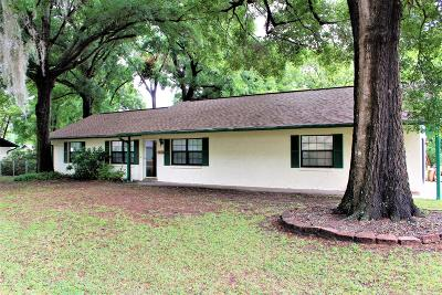Ocala Single Family Home For Sale: 4365 NE 33rd Avenue