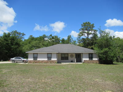 Rainbow Spgs Wd Single Family Home For Sale: 20351 SW 97th Street