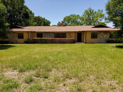 Ocala Single Family Home For Sale: 520 SW 24th Avenue