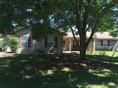 Levy County Single Family Home For Sale: 20451 E Levy Street