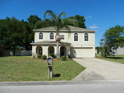 Ocala Single Family Home For Sale: 2641 NE 42nd Road