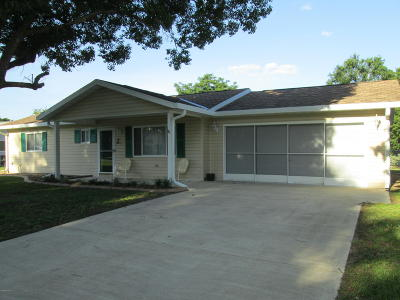 Spruce Creek Single Family Home Sold: 10821 SW 62nd Avenue