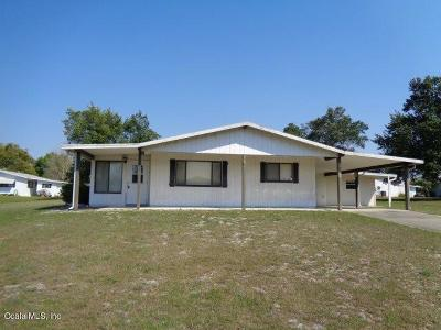 Single Family Home For Sale: 10171 SW 93rd Avenue