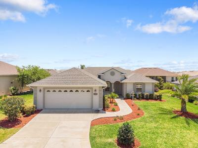 Summerfield FL Single Family Home Pending: $219,500