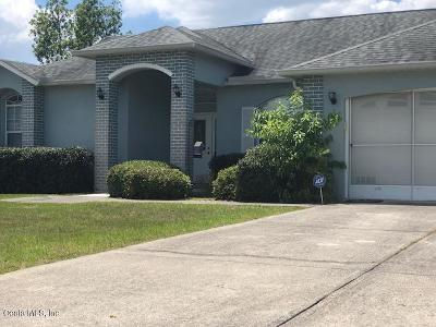 Ocala Single Family Home For Sale: 13524 SW 43rd Circle