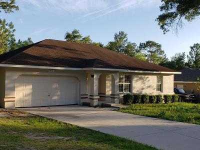 Ocala Single Family Home For Sale: 4428 149 Street