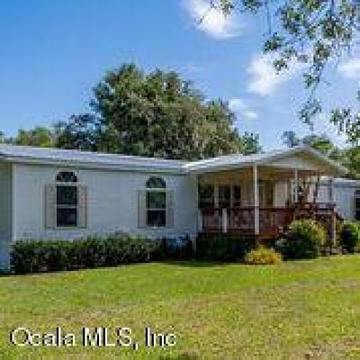 Citrus County Single Family Home For Sale: 2441 E Hayes Street
