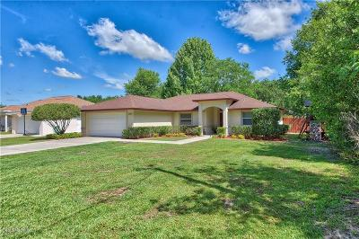 Summerfield Single Family Home For Sale: 3841 SE 137th Street