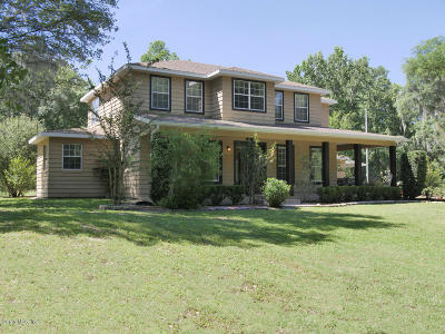 Reddick Farm For Sale: 14495 NW Hwy 225