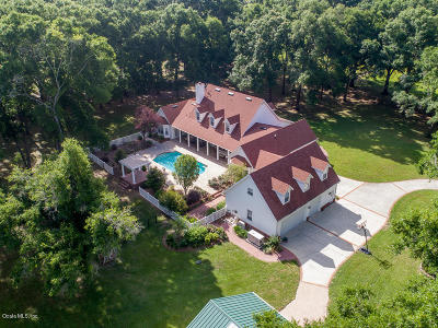 Ocala Farm For Sale: 721 NE 63rd Street