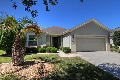Ocala Single Family Home For Sale: 9841 SW 75 St Road