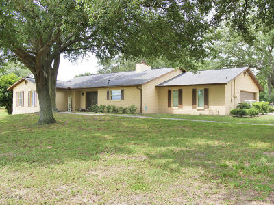 Ocala Farm For Sale: 6800 SW 65th Avenue