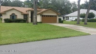 Ocala Single Family Home For Sale: 5607 SW 108th Street