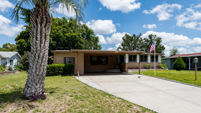 Ocala Mobile/Manufactured For Sale: 6367 SW 83 Place
