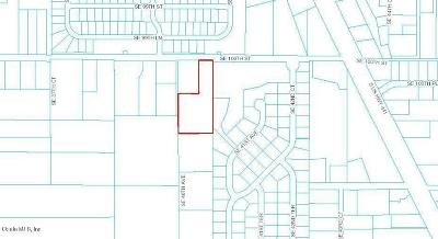 Belleview Residential Lots & Land For Sale: 10091 SE 40th Avenue
