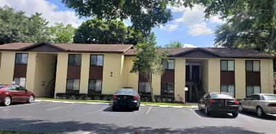 Ocala Condo/Townhouse For Sale: 507 B Fairways Ln