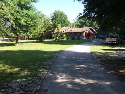 Ocala Farm For Sale: 3065 NE 49th Street