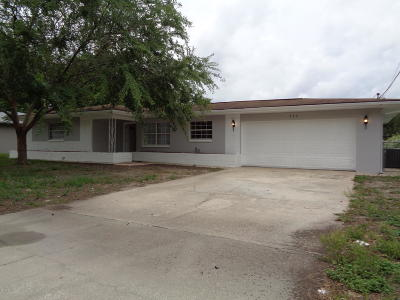 Citrus County Single Family Home For Sale: 735 Sinclair Terrace
