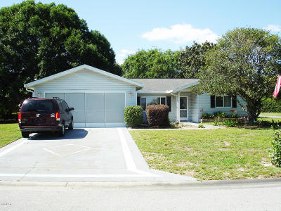 Summerfield FL Single Family Home Pending: $148,900