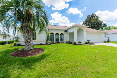Ocala Single Family Home For Sale: 5080 NW 25th Loop