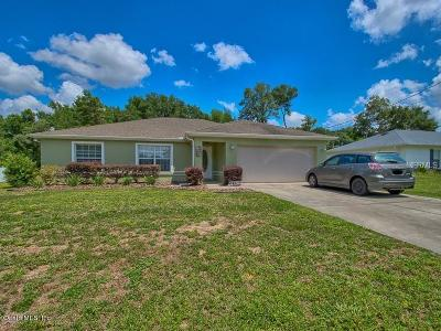 Summerfield Single Family Home For Sale: 8515 SE 157th Place