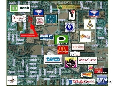 Ocala Residential Lots & Land For Sale: 2.5ac - SE 17 Street