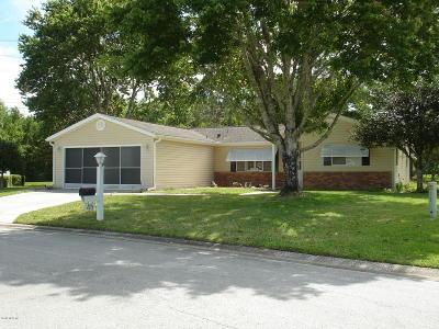 Spruce Creek So Single Family Home Pending: 17372 SE 98 Circle