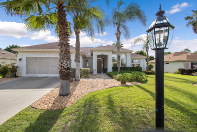 Summerfield FL Single Family Home For Sale: $299,900