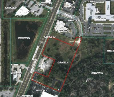 Ocala Residential Lots & Land For Sale: SW 19th Avenue Road