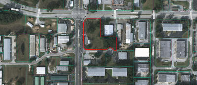 Ocala Residential Lots & Land For Sale: 931 NW 27th Avenue