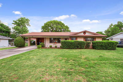 Belleview Single Family Home Pending-Continue to Show: 5311 SE 107th Street