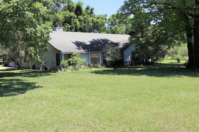 Marion County Farm For Sale: 751 NW 165th Street