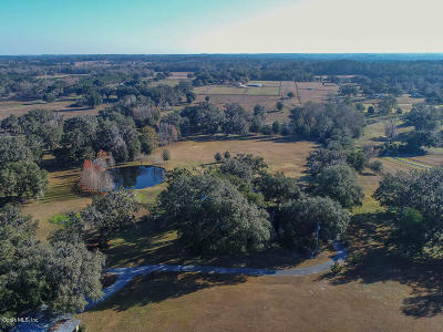 Marion County Farm For Sale: 11415 NW 123rd Lane Lane