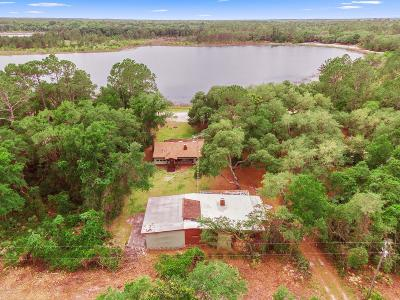 Ocklawaha Single Family Home For Sale: 10800 SE 195th Avenue Road