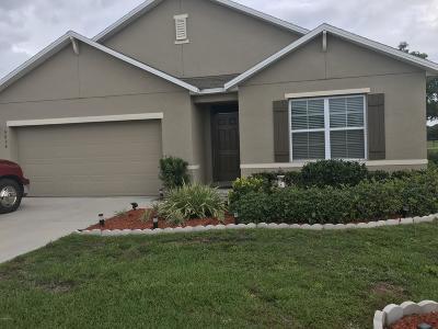 Ocala Single Family Home For Sale: 6894 SW 64th Terrace
