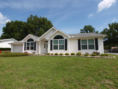 Ocala Single Family Home For Sale: 8174 SW 117 Loop