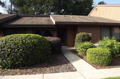Dunnellon Condo/Townhouse For Sale: 19660 SW 83rd Place Road #C-17