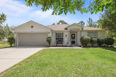 Ocala Single Family Home For Sale: 5501 SW 121st Terrace