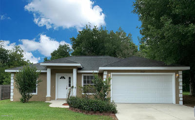 Belleview Single Family Home For Sale: 7387 SE 116th Street Road