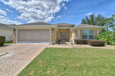 Spruce Creek Gc Single Family Home For Sale: 9159 SE 120 Loop