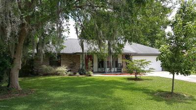 Ocala Single Family Home For Sale: 4181 NE 4th Terrace