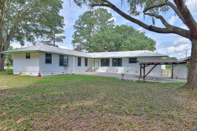Summerfield Single Family Home For Sale: 2710 SE 145th Street