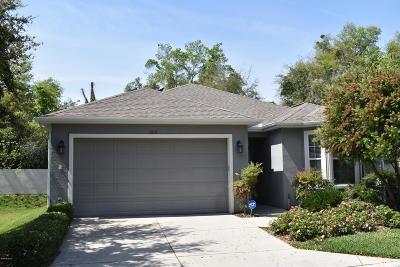 Ocala Single Family Home For Sale: 3816 SW 33rd Terrace
