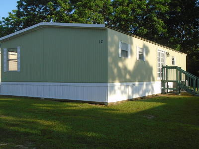 Belleview Rental For Rent: 12660 SE 78th Terrace #12