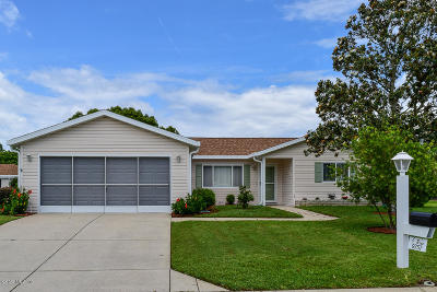 Spruce Creek So Single Family Home For Sale: 9757 SE 175th Place