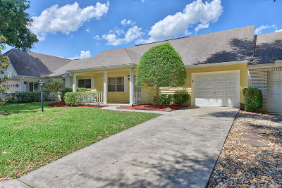 Ocala Condo/Townhouse For Sale: 9073 SW 82nd Terrace #C