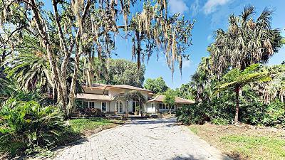 Ocala FL Single Family Home For Sale: $1,445,000