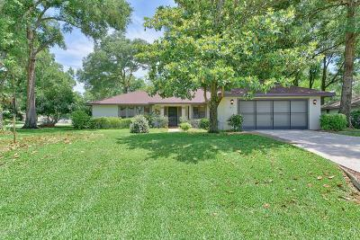 Dunnellon Single Family Home Pending-Continue to Show: 9251 SW 192nd Court Road