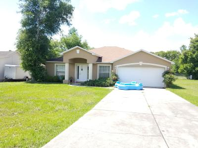Single Family Home For Sale: 5723 Pecan Road