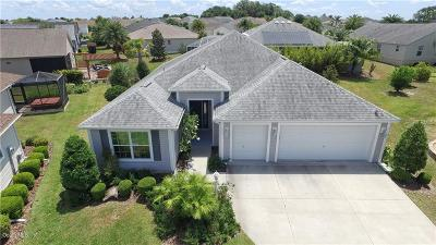 The Villages Single Family Home For Sale: 2453 Rambling Rose Court